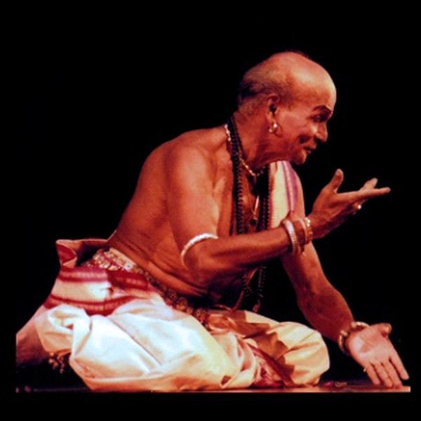 Guru Kelcharan Mohapatra
